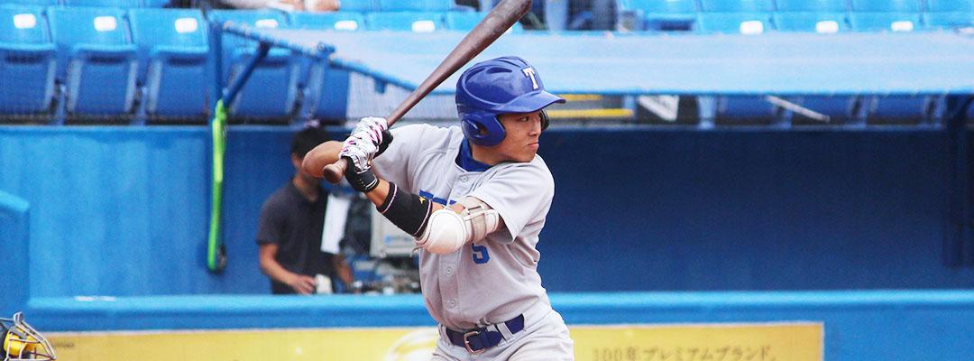 東京大学野球部:THE UNIVERSITY...